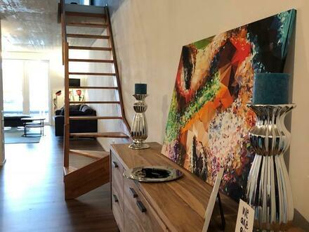 Wunderschöne,ruhige 3 Zimmer Maisonette Wohung, Rosenheim/ Kastenau