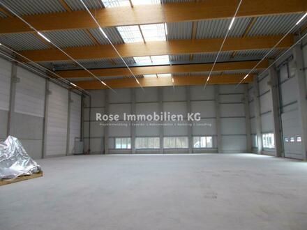 ROSE IMMOBILIEN KG: Produktion - Lager - NEU - 10,50m Deckenhöhe!