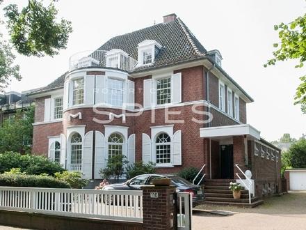 Villa für Büro- oder Betreutes Wohnen-Konzept in Schwachhausen