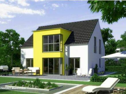 modernes Einfamilienhaus mit optimaler Raumaufteilung