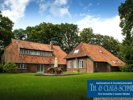Stilvolles Landhaus mit Gästehaus