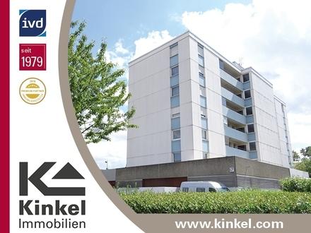3-Zimmer-OG-Wohnung mit Südbalkon und Aufzug in guter, ruhiger Lage am Feldrand