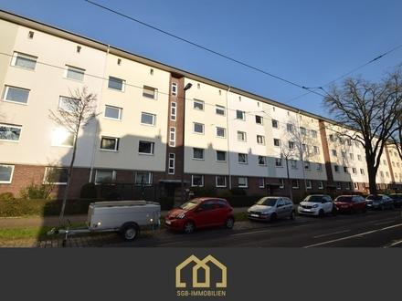 Anlage Peterswerder / Gepflegte 3 Zimmer-Wohnung mit Balkon in begehrter Lage