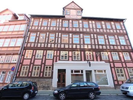 """Herausforderung """"big"""" Fachwerkhaus in Quedlinburg, um ein großes Stück Weltkulturerbe zu besitzen!"""