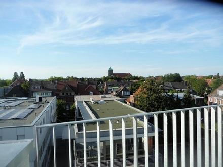 Erstbezug mit Blick über die Dächer von Münsters Erphoviertel!