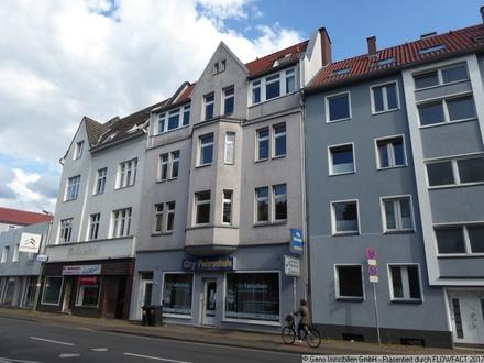 Gut aufgeteilte 3ZKB-Wohnung im Zentrum von Bielefeld