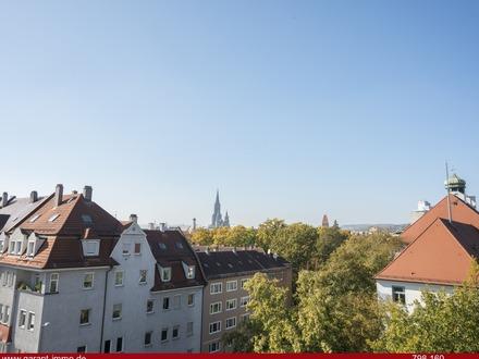 Penthouse-Feeling mit Münsterblick