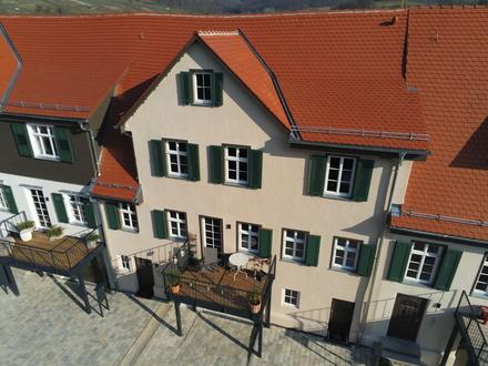 //Brunnenhof Beuren //Lehrerhaus //W1 //Balkon //Garage //Denkmal //Besichtigung nach Vereinbarung