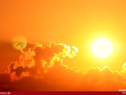 ein Platz an der Sonne ...