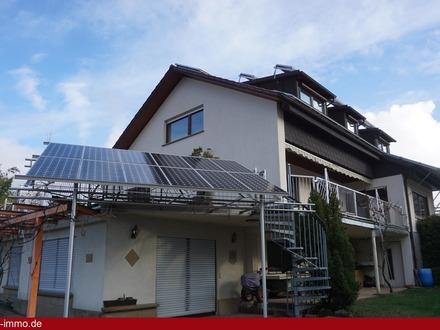 *** Topp modernisiertes Mehrfamilienhaus mit effizienter Photovoltaikanlage in ruhiger Bestlage -