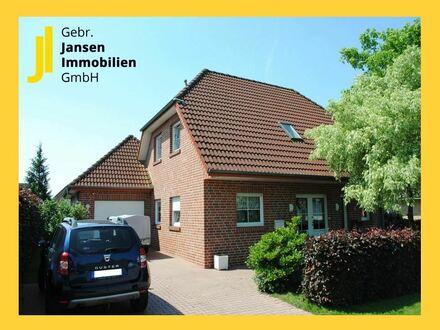 Gepflegtes Einfamilienhaus mit schöner Gartenanlage in zentraler Lage von Niederlangen!