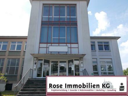 ROSE IMMOBILIEN KG: Verwaltungsetage im Obergeschoss in Bad Oeynhausen!