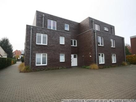 Neuwertige 2-Zimmer-Wohnung in Bloherfelde