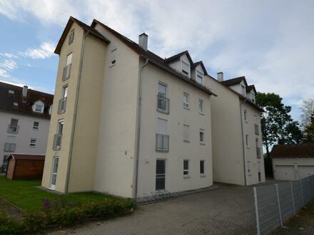 Attraktive 3-Zi.-Whg. in verkehrsberuhigter, zentrumsnaher Wohnlage mit Balkon in Bad Buchau