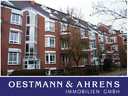 Weidedammviertel: Attraktive, vermietete Maisonnette-Eigentumswohnung in gesuchter Lage.