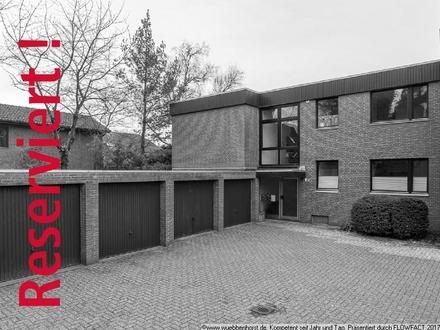 Vermietete Hochparterre-Wohnung mit Garage und Keller in gefragter Wohnlage