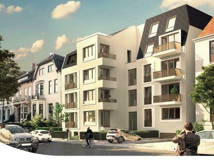 Tradition trifft Moderne - Neubau in der Graf-Moltke-Straße