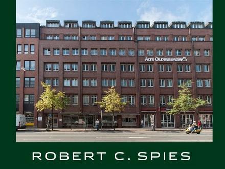 Moderne 2-Zimmer-Wohnung in der Bremer Innenstadt