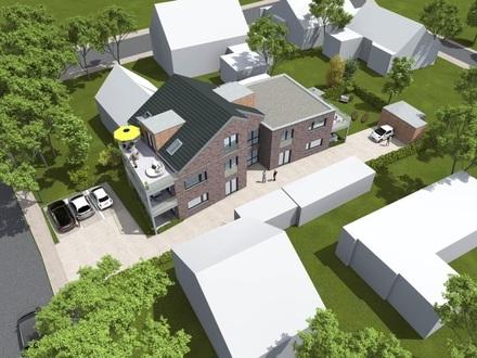 Neubau von 5 Wohnungen in Bocholt