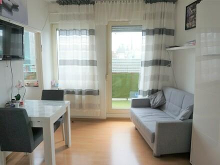 ARNOLD-IMMOBILIEN: Single-Appartement Nähe Bahnhof