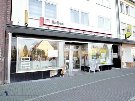 Großzügiges Ladenlokal in erster Reihe in Marl-Drewer!