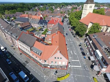 Wohn- und Geschäftshaus, zentral in Dülmen gelegen