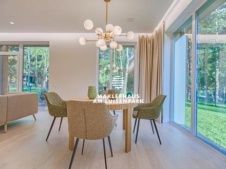 Exklusive Maisonettewohnung mit Sonnenterrasse und Garten