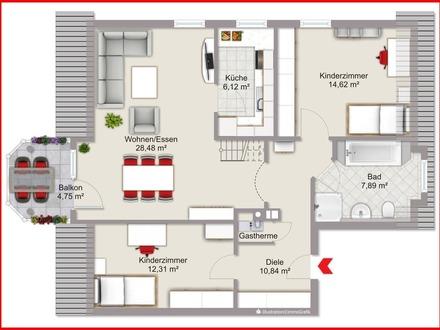 Wohnung in Lohr