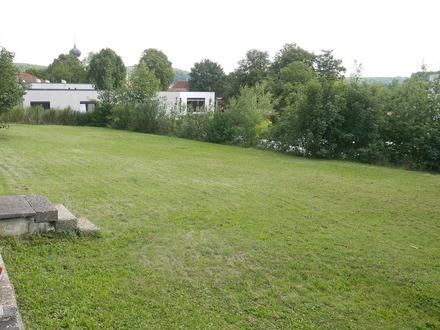 Bauen mitten in Neresheim