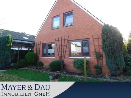 Oldenburg: Einfamilienhaus mit großem Nebengebäude in Ohmstede, Obj. 4554