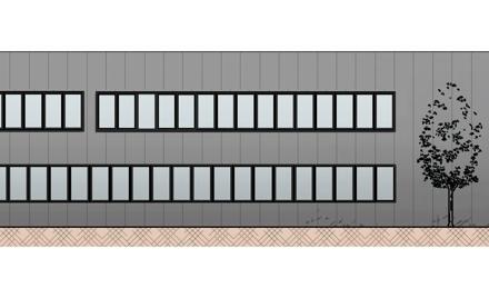 LAYER IMMOBILIEN Lagerhalle mit Büros ab 500 m² bis 2560 m² - Neubau - Projektierung nach Wünschen des Mieters