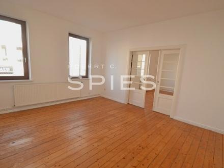 Neu renovierte 4-Zimmer-Wohnung im Herzen von Vegesack