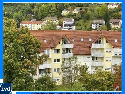Gepflegte 2,5-Zimmerwohnung, ideal für Kapitalanleger!