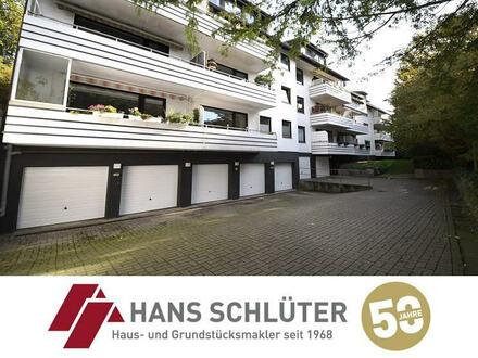Schwachhausen! Gemütliche 3 Zimmer Wohnung mit Balkon in zentraler Lage!