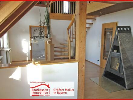 Wohnen Sie in einer der schönsten Ecken von Amberg - Maisonette Wohnung in Amberg / Krumbach