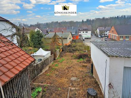 DIE Gelegenheit: Großzügiges Baugrundstück im schönen Stadtteil Neckarhausen