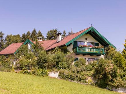 Lichtblicke im Herbst! Panorama-Landhaus mit viel Gestaltungsfreiraum unweit der Stadt Salzburg
