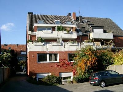 Hansaviertel! Ruhiges 24 m²-City-Appartement!