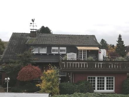 Schicke DG-Whg. mit gr. Dachterrasse im ZFH!