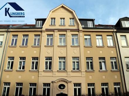 Exklusive Eigentumswohnung im Erdgeschoss mit Terrasse in Leipzig OT Paunsdorf zu verkaufen!