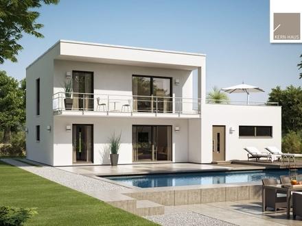 Genießen Sie laue Sommerabende auf dem Balkon oder der überdachten Terrasse!