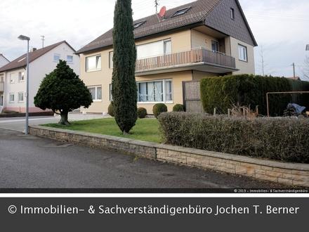 Großes, voll modernisiertes 1-3 Familien-Haus in Großaltdorf