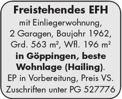 Haus in Donzdorf (73072)