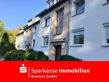 2- Zimmer-Hochparterrewohnung zur Selbstnutzung oder als Kapitalanlage in Bremen-Huchting