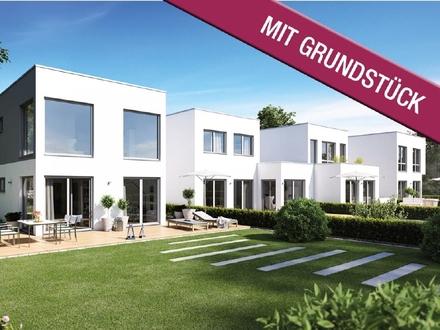 Modernes Kettenhaus in besonderer Lage - Allmentura (inkl. Grundstück & Keller)