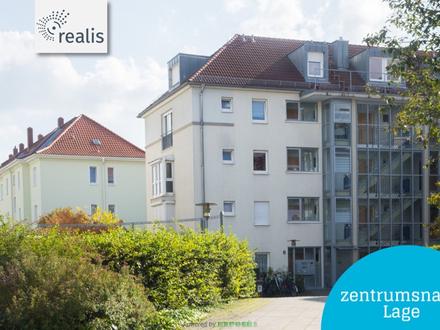 TOP RENDITE+vermietete Eigentumswohnung in zentrumsnaher Lage+nachhaltige Investition für Anleger