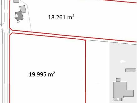 Riesiges Gewerbegrundstück in werbewirksamer, frequentierter Lage - Gewerbegebiet Enger/Hiddenhausen