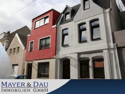 Bremerhaven: 2 -st. Stadthaus+kl. Garten, f. Stud.-WG/Mehrgen.-Haus, ruhi., zentr. Lg. Obj. 4492