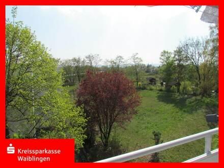 3-Zimmer-Sonnen-Wohnung in Fellbach-Schmiden