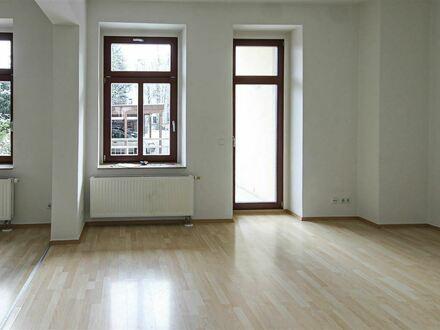 +++Behagliche 2-Raum-Wohnung mit Balkon in ruhiger Lage+++
